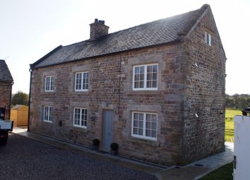Thumbnail 4 bed detached house to rent in Winkhill, Leek