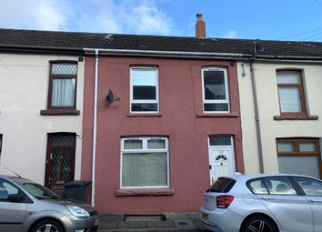 Thumbnail 3 bedroom terraced house for sale in Woodfield Terrace, Penrhiwceiber, Mountain Ash
