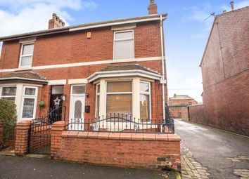 Thumbnail 3 bedroom semi-detached house for sale in Chaucer Road, Fleetwood, Lancashire, .