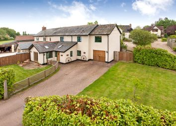 Thumbnail 3 bed semi-detached house for sale in Clyst Hydon, Cullompton