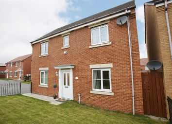 Thumbnail 4 bed detached house for sale in Acorn Lane, Shiremoor, Newcastle Upon Tyne