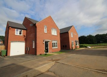 Thumbnail 4 bedroom detached house for sale in Ellingworth Close, Oakham