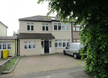 Thumbnail 5 bedroom end terrace house for sale in Albany Road, Hornchurch
