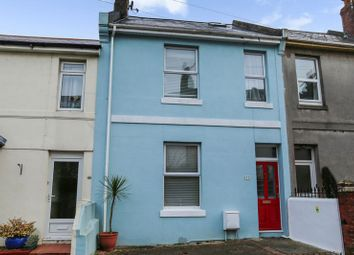Thumbnail 4 bed terraced house for sale in Hartop Road, St Marychurch