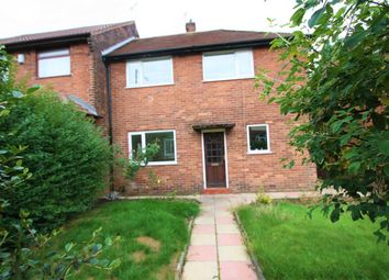 Thumbnail 2 bedroom semi-detached house for sale in Carr Avenue, Prestwich, Manchester