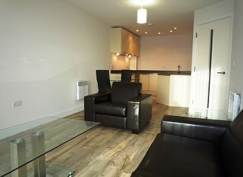 Thumbnail 1 bed flat to rent in i-Land, 41 Essex Street, Birmingham