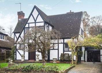 Thumbnail 3 bed detached house for sale in Whitchurch Gardens, Edgware