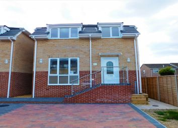 Thumbnail 3 bed detached house for sale in Blandford Road, Hamworthy, Poole, Dorset