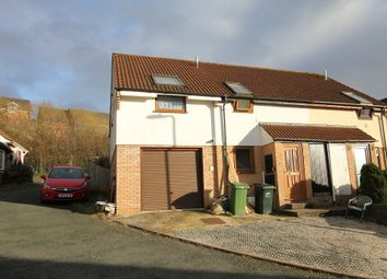 Thumbnail 4 bed semi-detached house for sale in Wildwoods Crescent, Newton Abbot