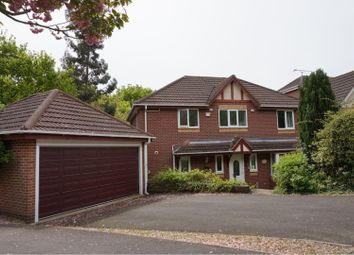 Thumbnail 4 bed detached house for sale in Ash Drive, Nuneaton