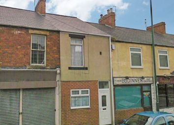 Thumbnail 2 bed terraced house for sale in Durham Road, Esh Winning, Durham