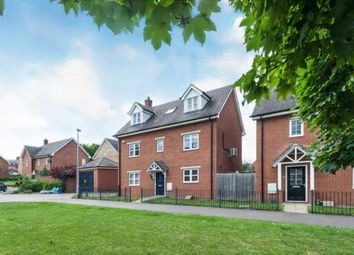 Thumbnail 5 bed detached house for sale in Chamberlain Way, Shortstown, Bedford, Bedfordshire