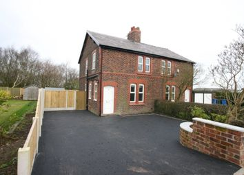Thumbnail 2 bed semi-detached house to rent in Cartridge Lane, Grappenhall, Warrington