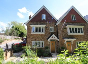 Thumbnail 4 bed semi-detached house for sale in Burnett Close, Winchester