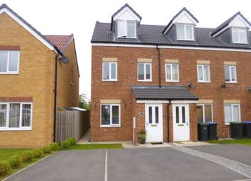 Thumbnail 3 bed end terrace house for sale in Hutchinson Close, Coundon, Bishop Auckland