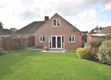 Thumbnail 4 bed semi-detached bungalow for sale in Purbeck Way, Prestbury, Cheltenham, Gloucestershire