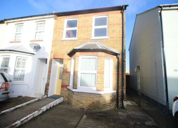 Thumbnail 3 bed end terrace house to rent in Montague Road, Slough