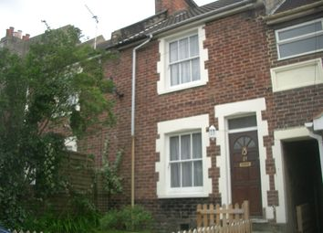 Thumbnail 2 bed terraced house to rent in Maplehurst Road, St. Leonards-On-Sea, East Sussex