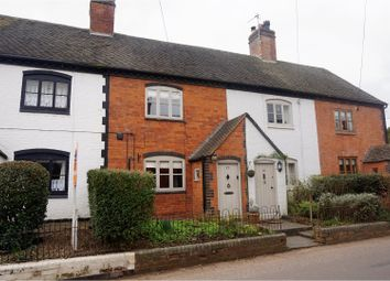 Thumbnail 3 bed cottage for sale in Church Street, Whittington, Lichfield