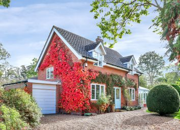Thumbnail 4 bed detached house for sale in Church Lane, Long Clawson, Melton Mowbray