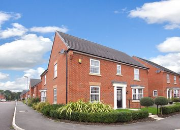 Thumbnail 4 bed detached house for sale in Pasadena Avenue, Warrington