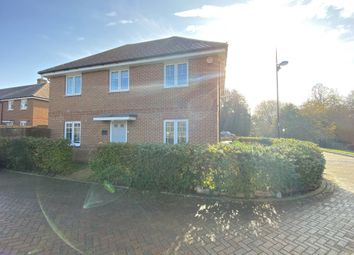 Thumbnail 4 bed detached house for sale in Akehurst Close, Hailsham, East Sussex
