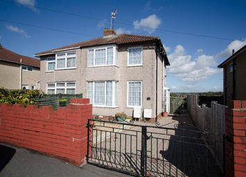Thumbnail 2 bed semi-detached house for sale in Burley Crest, Bristol, Avon