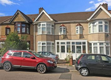Thumbnail 3 bed terraced house for sale in Wards Road, Newbury Park, Ilford, Essex