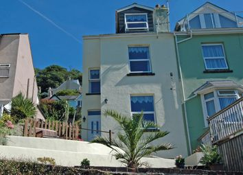 Thumbnail 3 bed semi-detached house for sale in Brixham Road, Kingswear, Dartmouth