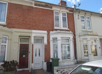 Thumbnail 4 bed terraced house to rent in Maxwell Road, Southsea, Hampshire