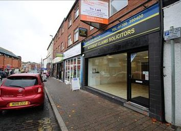 Thumbnail Retail premises for sale in 99 Yorkshire Street, Rochdale, Lancashire