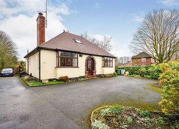 Thumbnail 3 bed bungalow for sale in Altrincham Road, Wilmslow