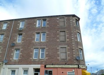 Thumbnail 1 bed flat to rent in Main Street, Hilltown, Dundee