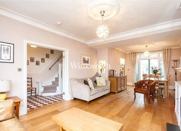 Thumbnail 2 bed terraced house for sale in Birch Avenue, London