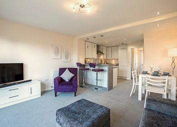 "Thumbnail 2 bed terraced house for sale in ""Aversley Mid"" at Old Lang Stracht, Kingswells, Aberdeen"