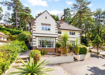 Kings Avenue, Lower Parkstone, Poole, Dorset BH14. 4 bed detached house