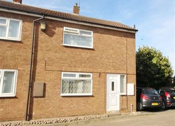 Thumbnail 2 bed semi-detached house to rent in Primrose Grove, Selby
