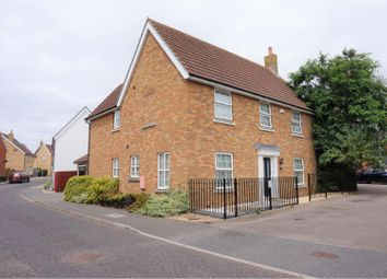Thumbnail 4 bed detached house for sale in Shearwater Way, Stowmarket