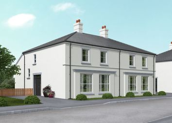 Thumbnail 4 bed semi-detached house for sale in Regent Park, North Road, Newtownards
