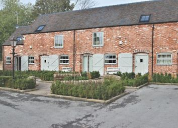 Thumbnail 3 bed barn conversion to rent in Blythe Bridge Road, Caverswall, Stoke-On-Trent