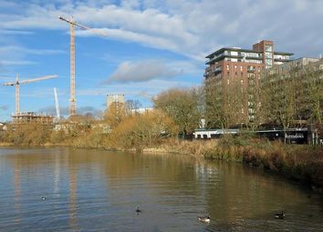 Thumbnail 2 bedroom flat for sale in The Vista At Hendon Waterside, Meadowlark House, London