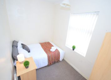 Thumbnail 5 bedroom shared accommodation to rent in Chatham Street, Stoke On Trent