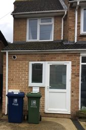Thumbnail 2 bed end terrace house to rent in Crescent Road, East Oxford