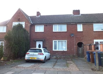 Thumbnail 3 bedroom terraced house to rent in Grange Road, Fenham, Newcastle Upon Tyne