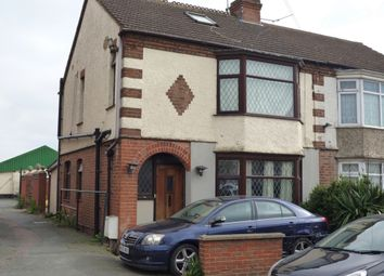 Thumbnail 4 bedroom terraced house to rent in Tudor Road, Luton