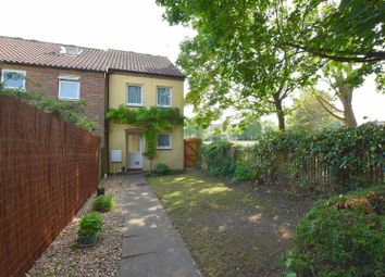 Thumbnail 2 bed end terrace house for sale in Carr Close, Aylesbury