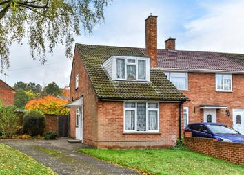 Thumbnail 2 bed end terrace house for sale in Milton Close, Bracknell, Berkshire