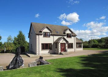 Thumbnail 4 bed detached house for sale in The Hen House, Wester Lochloy, Nairn