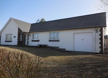 Thumbnail 3 bed bungalow for sale in Bryn Hyfryd, Llanon, Ceredigion