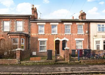Thumbnail 2 bedroom terraced house for sale in De Beauvoir Road, Reading